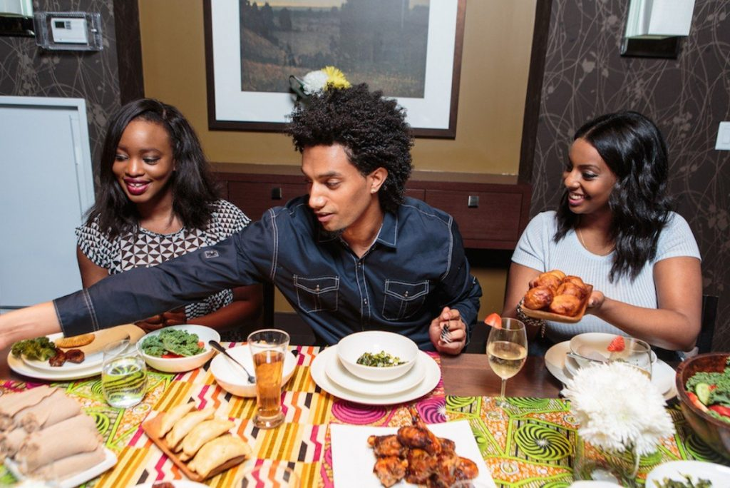 Black Foodie Dining