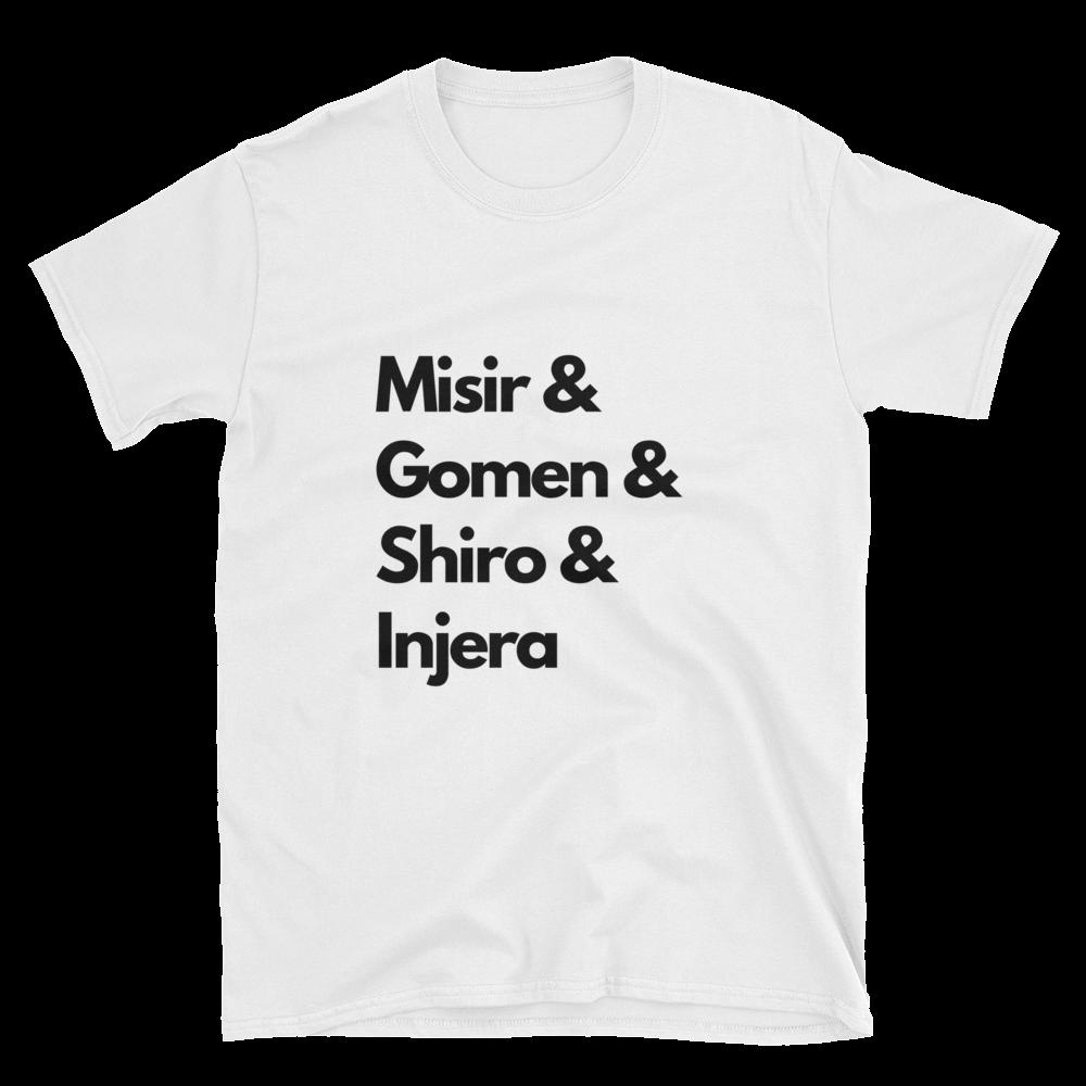 misir t shirt