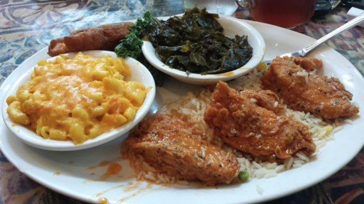 souled out for soul food: the top soul food restaurants in d.c.