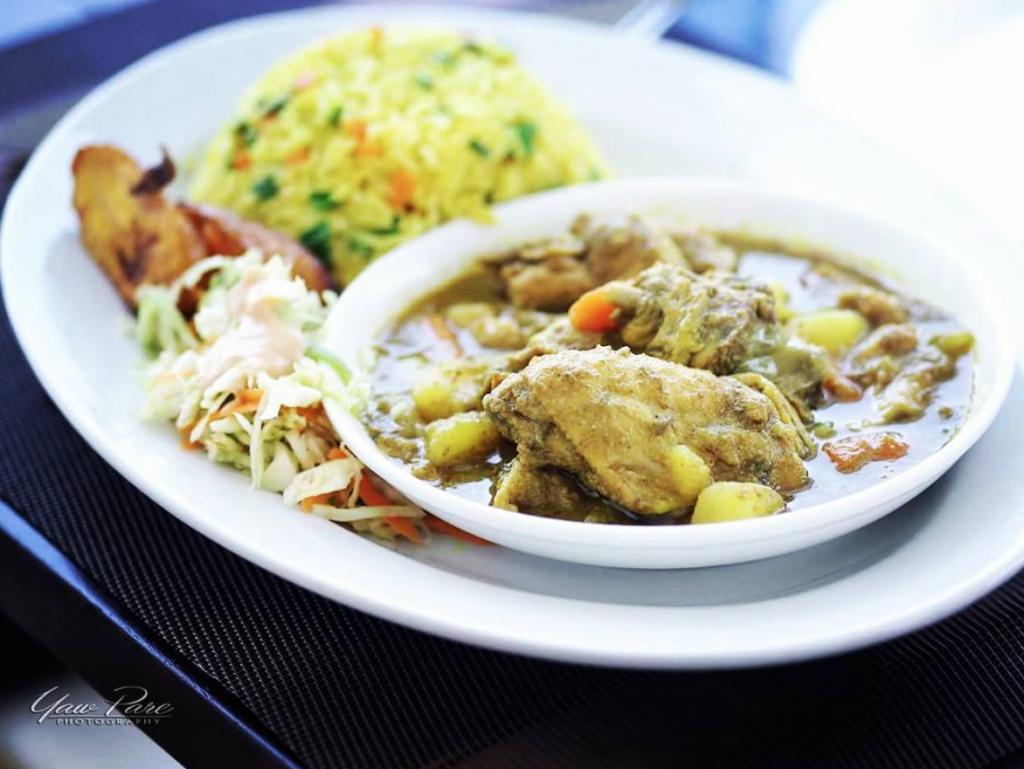 Jamrock Restaurant- Ghana