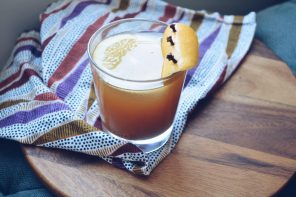 Holiday Sipping- Spiked Apple Cider and Sweet Potato Pie Martinis!