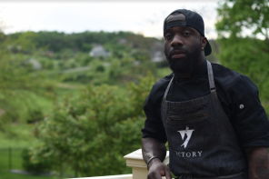 From Pro Athlete to Chef to the Stars: Chef Tobias Dorzon's journey
