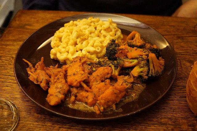 crawfish Seasoned Vegan