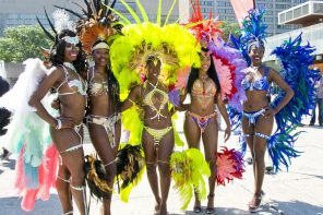 Caribana: Toronto's Celebration of Caribbean Culture