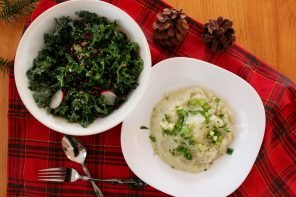 Two Healthy Holiday Side Dishes