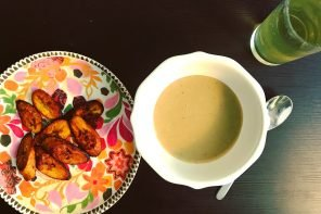 Sweet Plantain Porridge