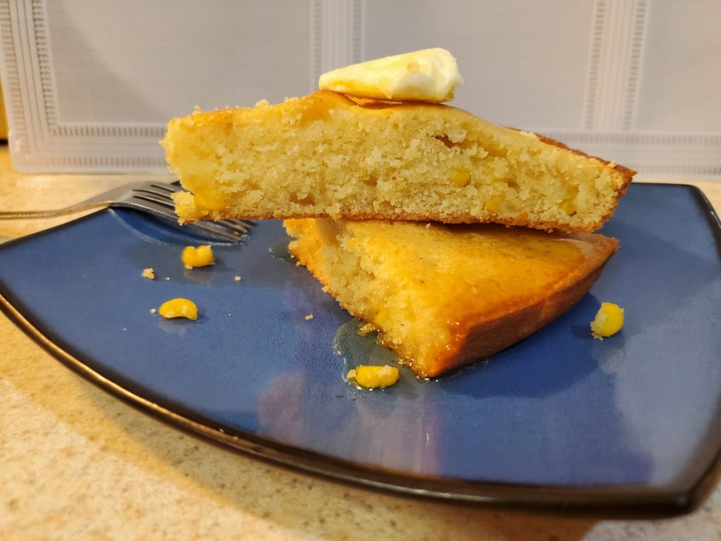 Crystal Cornbread Photo