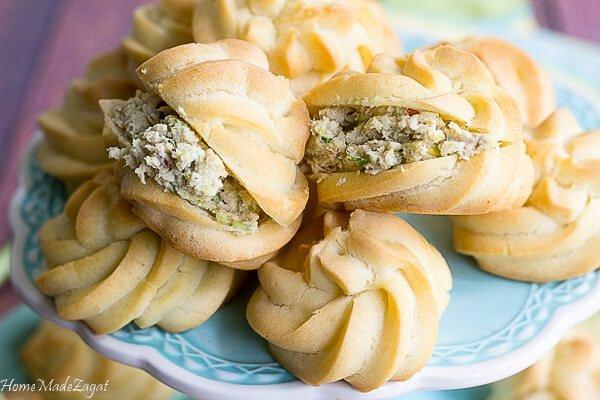 Tuna fish puffs Recipe